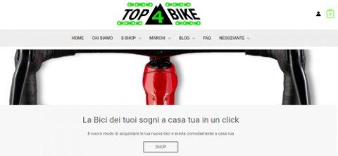 Top4bike: la bici a casa tua!